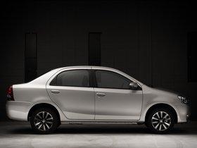 Ver foto 5 de Toyota Etios Platinum Sedan 2014
