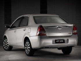 Ver foto 4 de Toyota Etios Platinum Sedan 2014