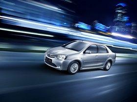 Ver foto 7 de Toyota Etios Sedan 2011