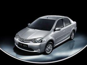 Ver foto 6 de Toyota Etios Sedan 2011