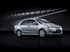 Ver foto 4 de Toyota Etios Sedan 2011