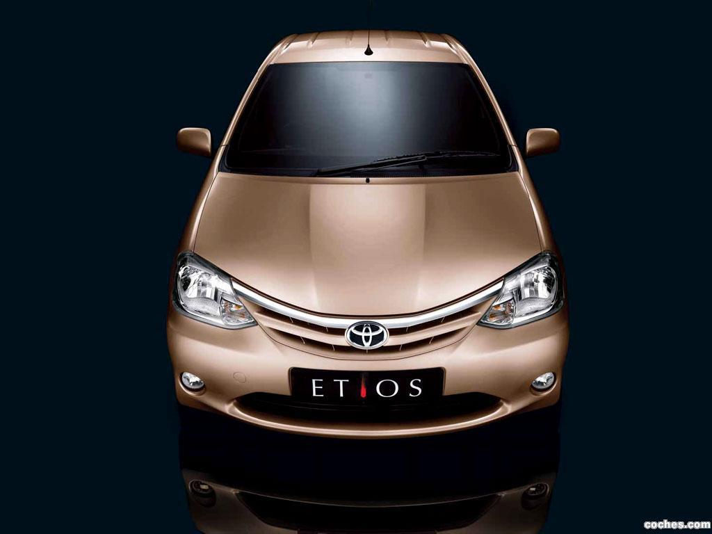 Foto 2 de Toyota Etios Sedan 2011