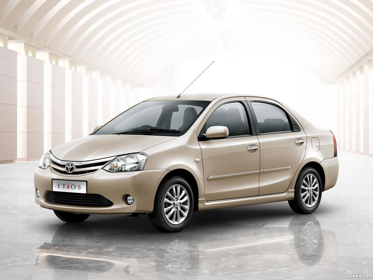 Foto 0 de Toyota Etios Sedan 2011