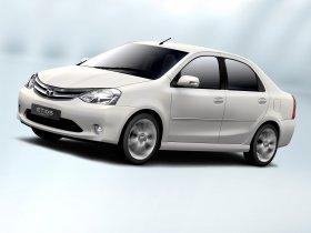 Ver foto 4 de Toyota Etios Sedan Concept 2010