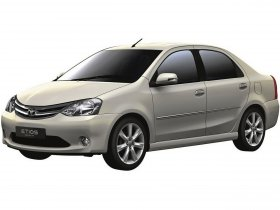Fotos de Toyota Etios Sedan Concept 2010