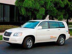 Ver foto 2 de Toyota FCHV adv Hydrogen Fuel Cell 2009