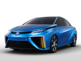 Ver foto 5 de Toyota FCV Concept 2013