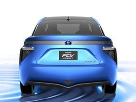 Ver foto 3 de Toyota FCV Concept 2013