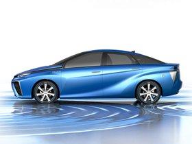 Ver foto 2 de Toyota FCV Concept 2013