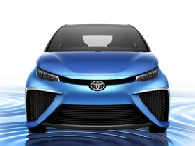 Ver foto 1 de Toyota FCV Concept 2013