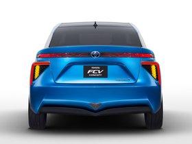 Ver foto 10 de Toyota FCV Concept 2013