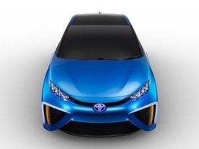 Ver foto 9 de Toyota FCV Concept 2013