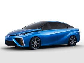 Ver foto 8 de Toyota FCV Concept 2013