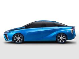 Ver foto 7 de Toyota FCV Concept 2013