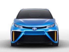 Ver foto 6 de Toyota FCV Concept 2013