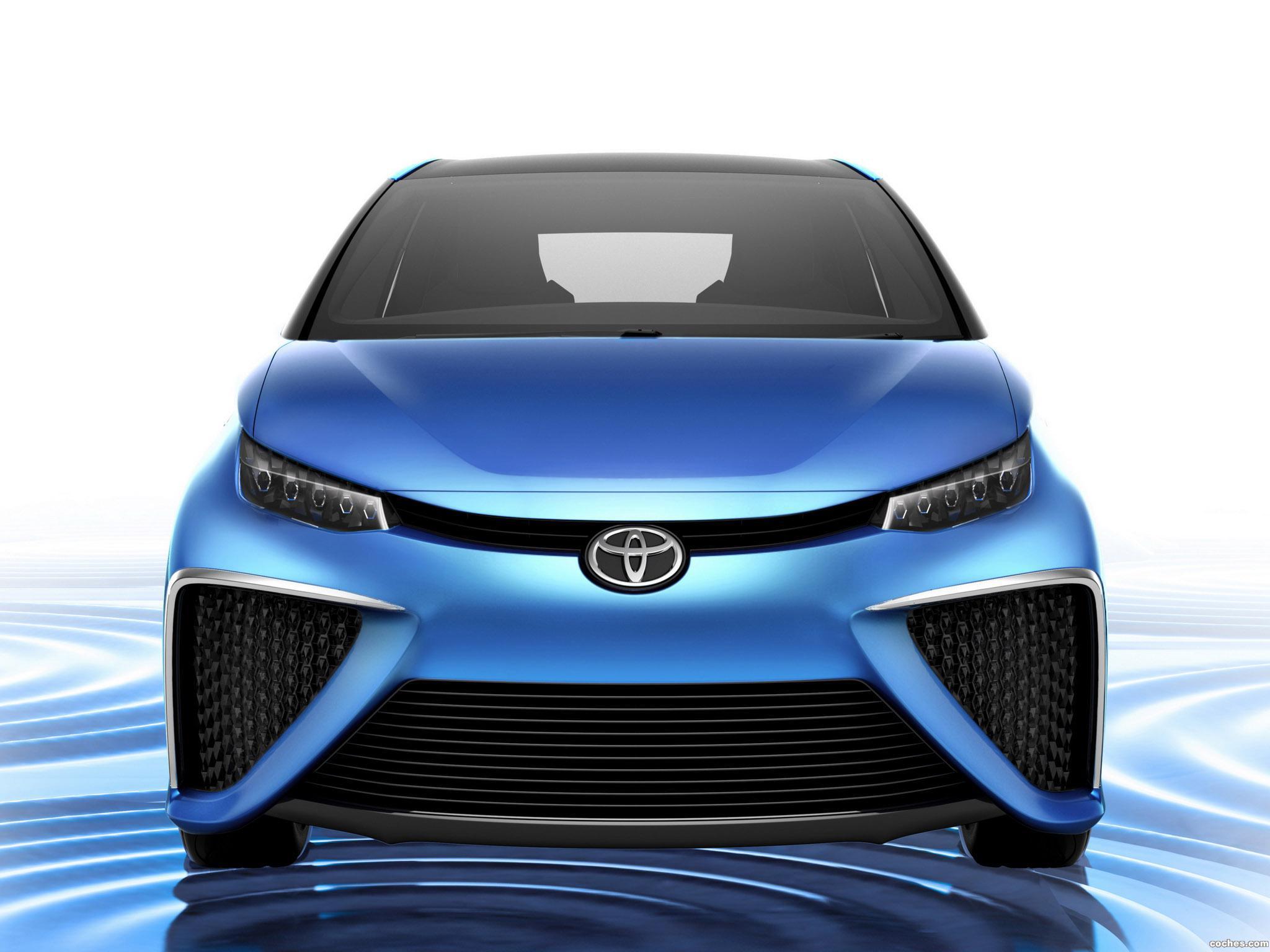 Foto 0 de Toyota FCV Concept 2013
