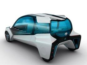 Ver foto 3 de Toyota FCV Plus Concept 2015