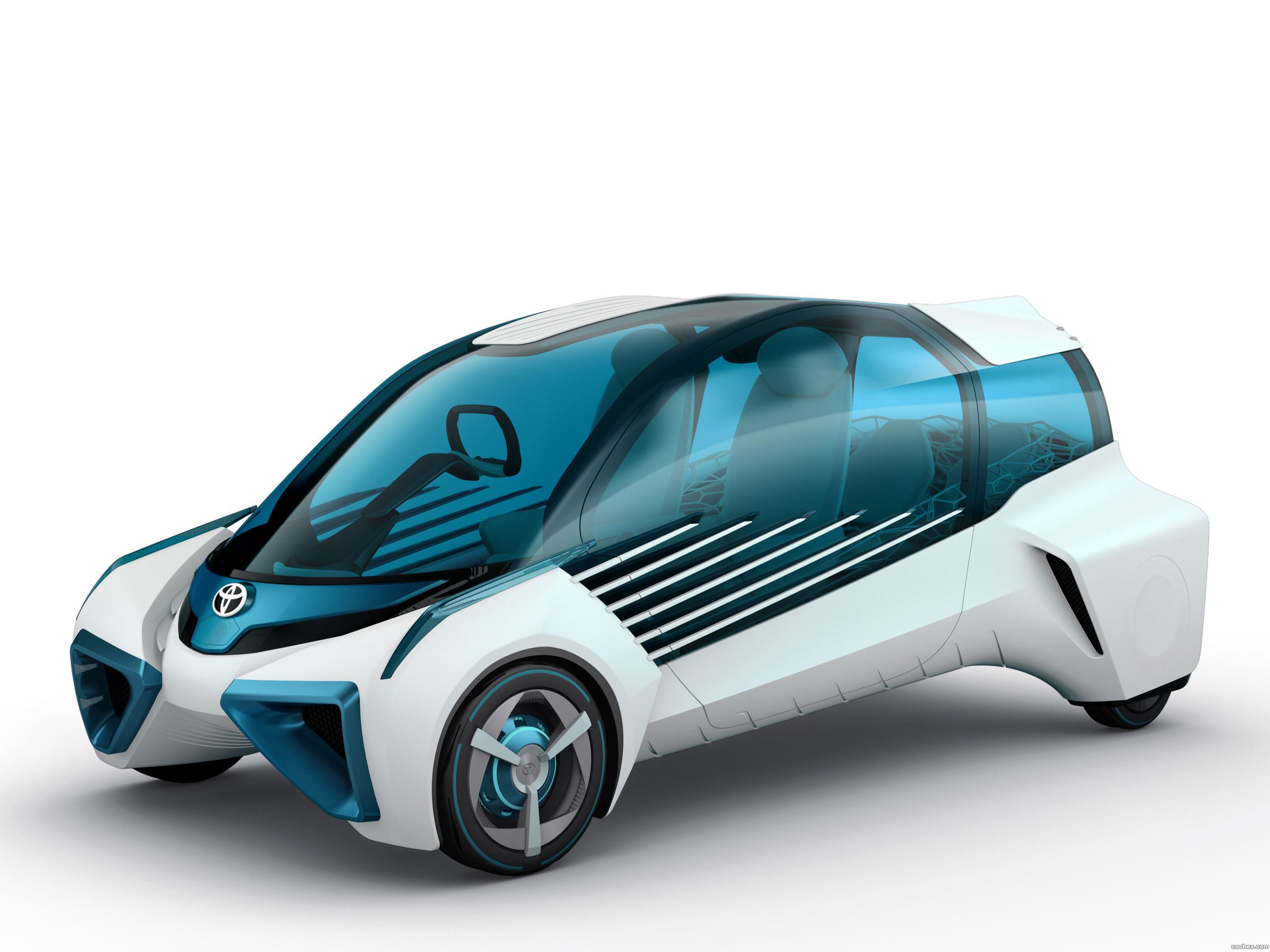 Foto 0 de Toyota FCV Plus Concept 2015