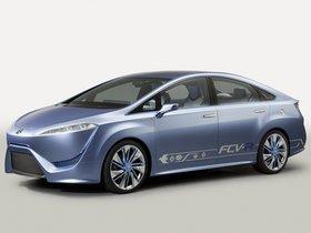 Ver foto 2 de Toyota FCV-R Concept 2011