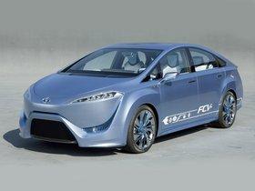 Ver foto 1 de Toyota FCV-R Concept 2011