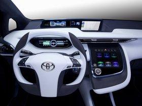 Ver foto 7 de Toyota FCV-R Concept 2011