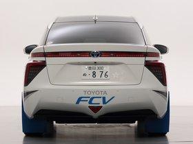 Ver foto 3 de Toyota FCV Rally Zero Car 2014