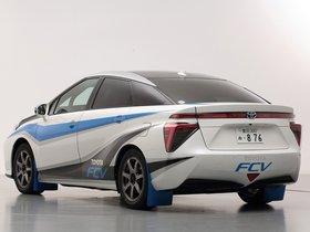 Ver foto 2 de Toyota FCV Rally Zero Car 2014