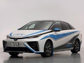 Ver foto 1 de Toyota FCV Rally Zero Car 2014