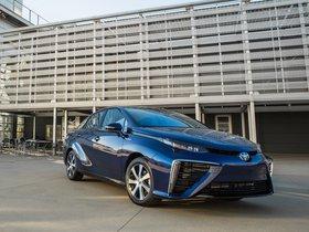 Ver foto 17 de Toyota FCV USA 2015