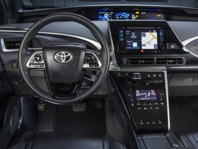 Ver foto 26 de Toyota FCV USA 2015