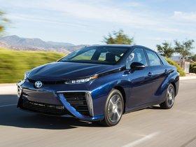 Fotos de Toyota FCV USA 2015
