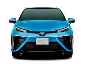 Ver foto 7 de Toyota FCV 2015