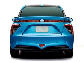 Ver foto 5 de Toyota FCV 2015