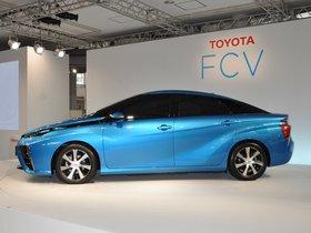 Ver foto 4 de Toyota FCV 2015