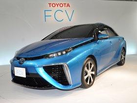 Ver foto 3 de Toyota FCV 2015
