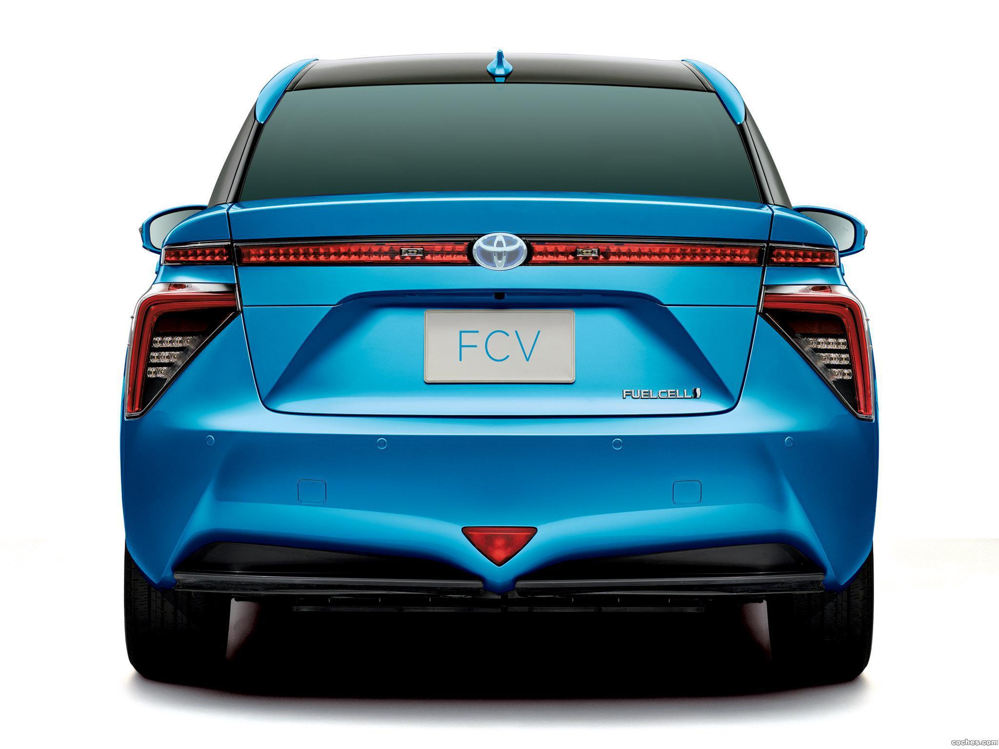 Foto 4 de Toyota FCV 2015