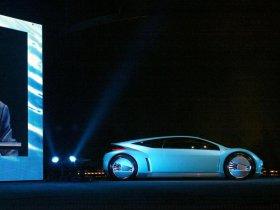 Ver foto 8 de Toyota FINE-S Concept 2003