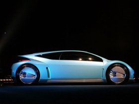 Ver foto 7 de Toyota FINE-S Concept 2003