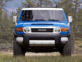 Ver foto 8 de Toyota FJ Cruiser 2007