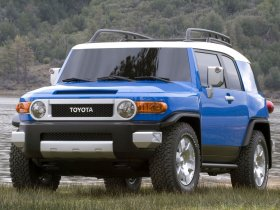 Ver foto 16 de Toyota FJ Cruiser 2007