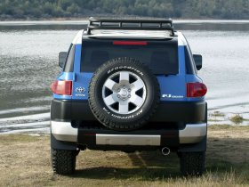 Ver foto 14 de Toyota FJ Cruiser 2007