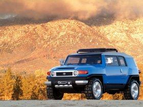 Ver foto 1 de Toyota FJ Cruiser Concept 2003