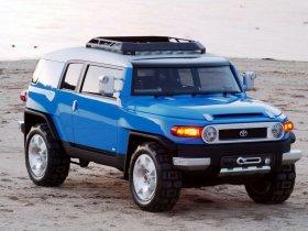 Ver foto 9 de Toyota FJ Cruiser Concept 2003