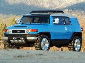 Ver foto 8 de Toyota FJ Cruiser Concept 2003