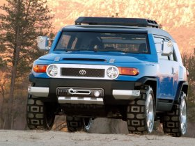 Ver foto 7 de Toyota FJ Cruiser Concept 2003