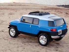 Ver foto 3 de Toyota FJ Cruiser Concept 2003