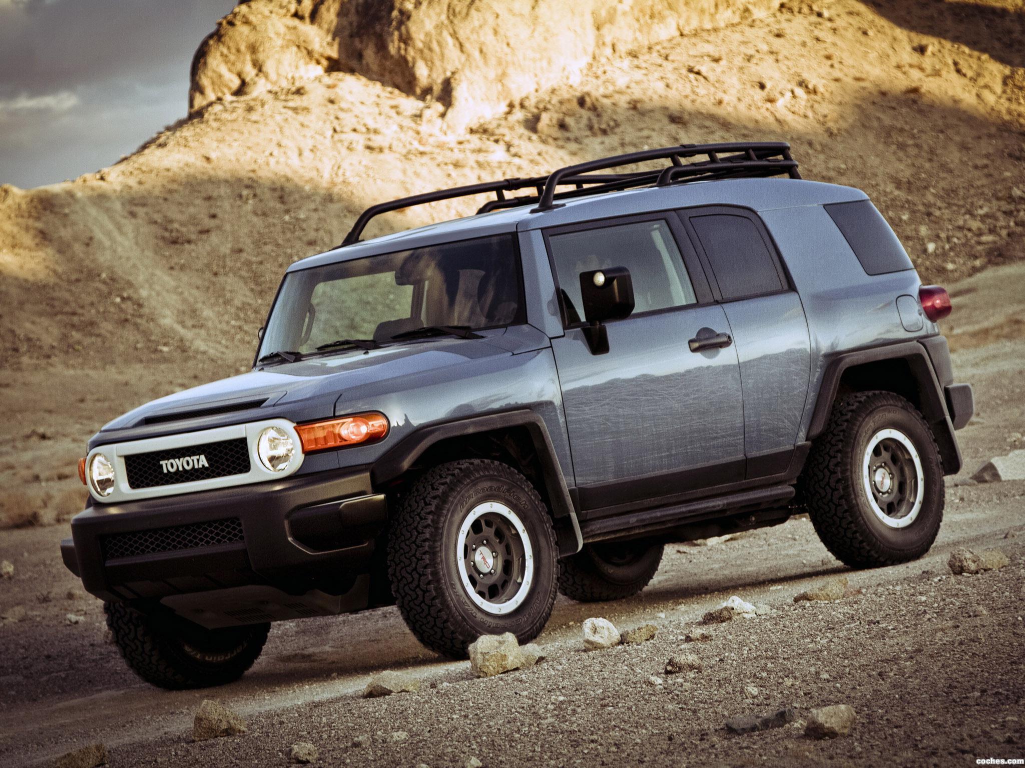Foto 0 de Toyota FJ Cruiser Trail Teams Ultimate 2014