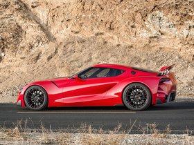 Ver foto 15 de Toyota FT-1 Concept 2014