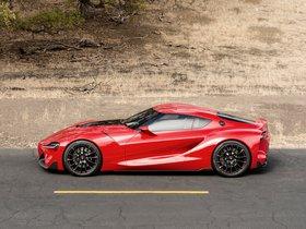 Ver foto 13 de Toyota FT-1 Concept 2014