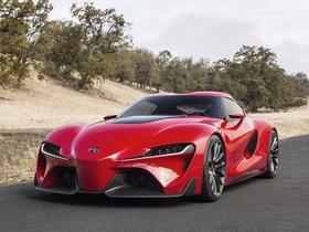 Ver foto 11 de Toyota FT-1 Concept 2014